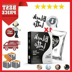 1 Pack Black Latte Dry Drink. Weight Loss. 100g. Official Pr
