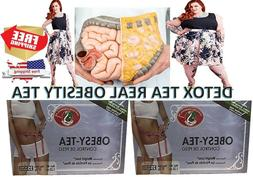 40 Day Detox Tea de tox Weight Loss to get Skinny belly Fit