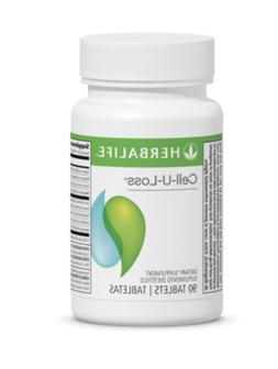 Herbalife CELL-U-LOSS 90 Tablets -FREE SHIPPING! EXP 2021