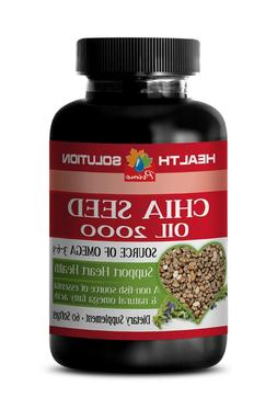 chia seed weight loss - CHIA SEED OIL 2000MG - natural sourc