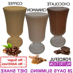 COMPLET SLIM BODY PLAN DIET SHAKE WOMAN MEAL REPLACEMENT FAS