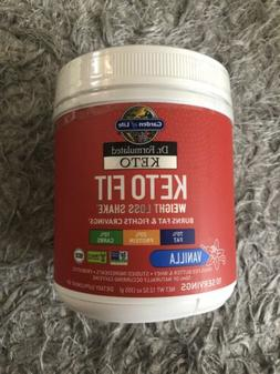 Garden Of Life Dr Formulated Keto Fit Weight Loss Shake Vani
