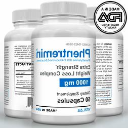 extra strength weight loss complex appetite suppressant