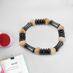 Fashion Women's Magnetic Therapy Bracelet Weight Loss Hemati