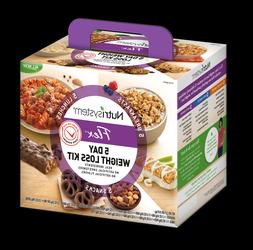 Nutrisystem Flex 5 Day Weight Loss Kit 2.1 Lbs 15 Meals