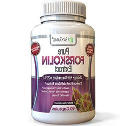 Pure Forskolin Extract for Weight Loss, Metabolism Booster a