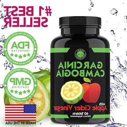 Angry Supplements Garcinia Cambogia w. Apple Cider Vinegar W