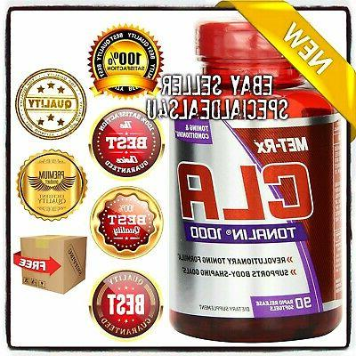 CLA Tonalin Pre & Post workout Supplement, Supports Weight L