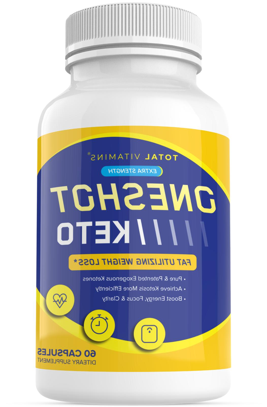One Pills Advanced Weight Instant Keto Fast Keto