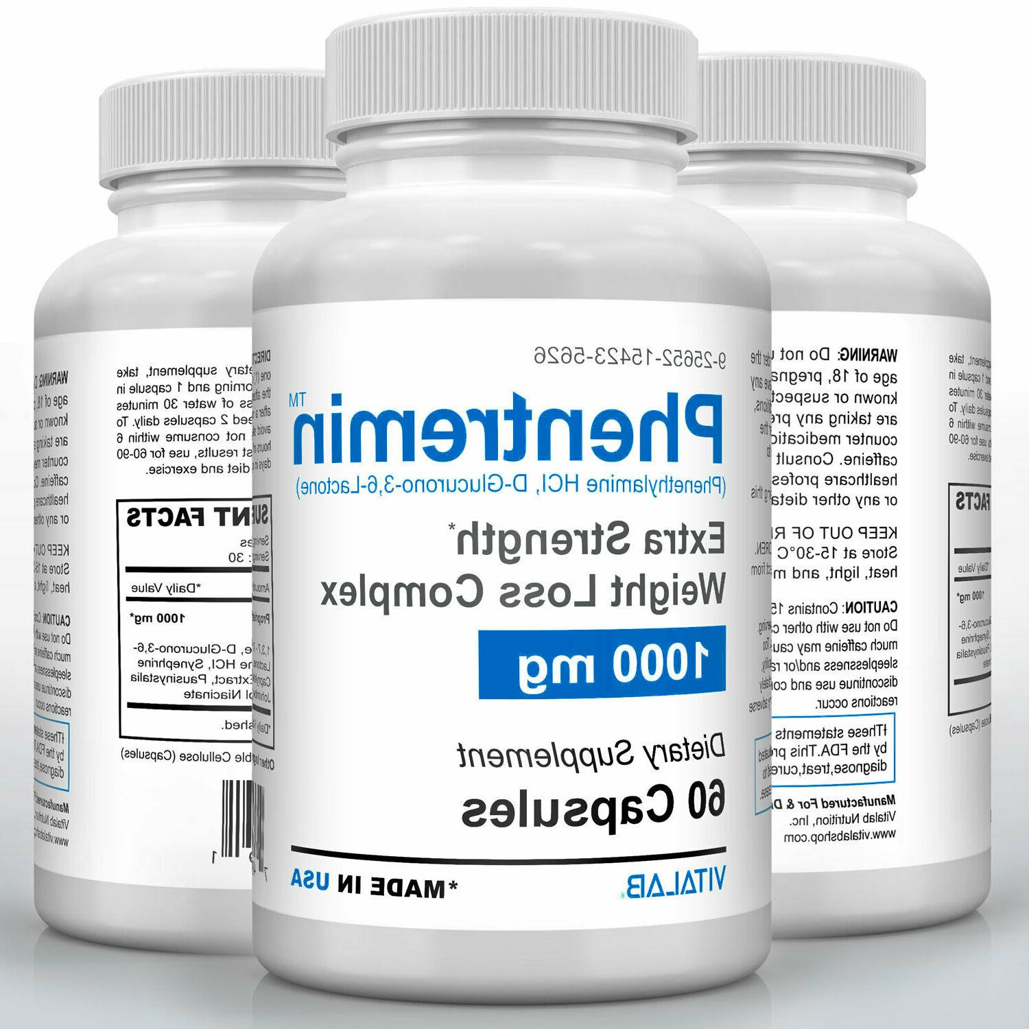 Phentremin® Extra Loss Appetite Suppressant 37.5