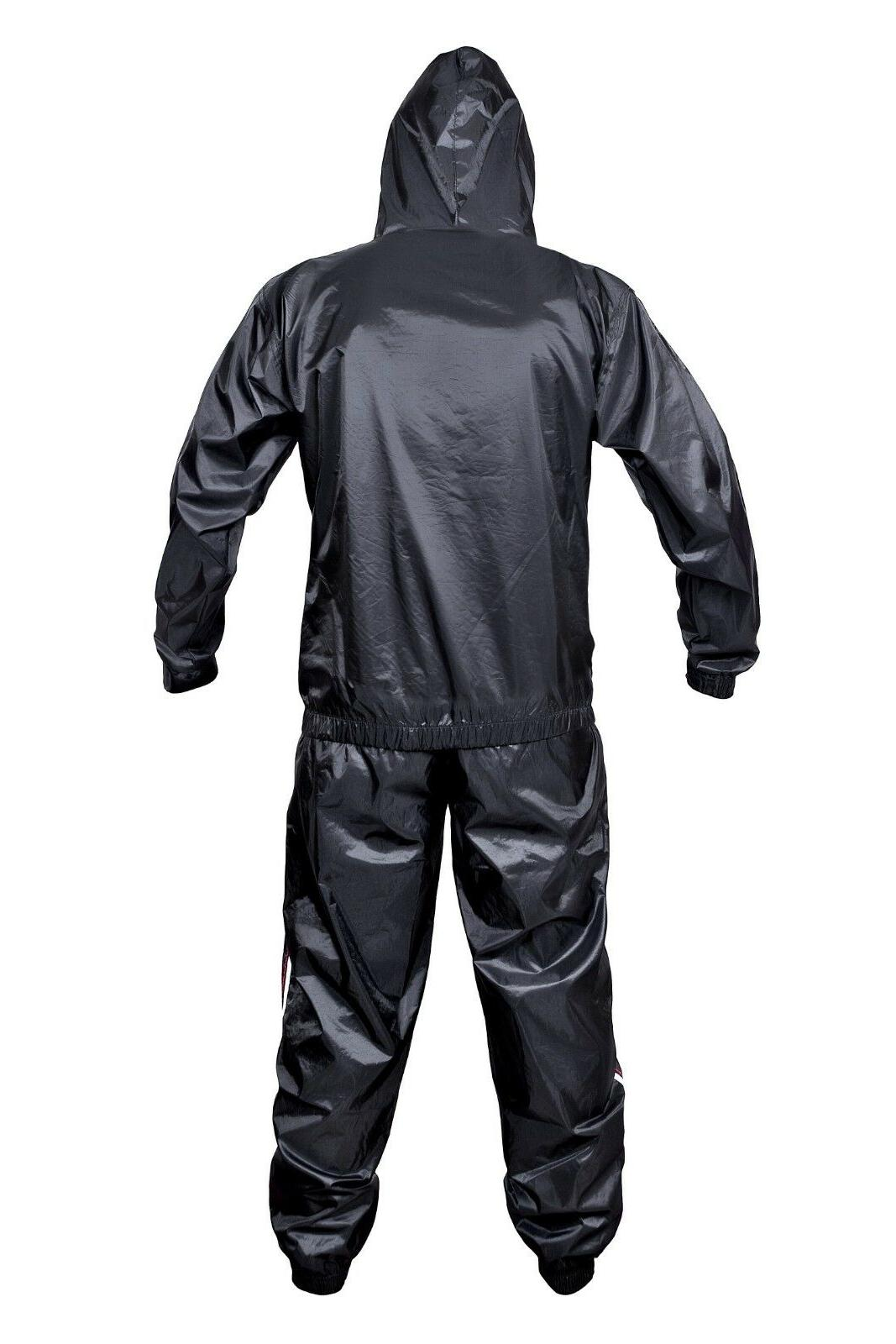 Heavy Sauna Sweat Suit Exercise Gym Suit Fitness Weight