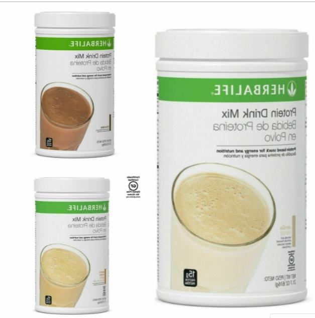 HERBALIFE  PROTEIN DRINK MIX WEIGHT LOSS SHAKE  FREE SHIPPIN