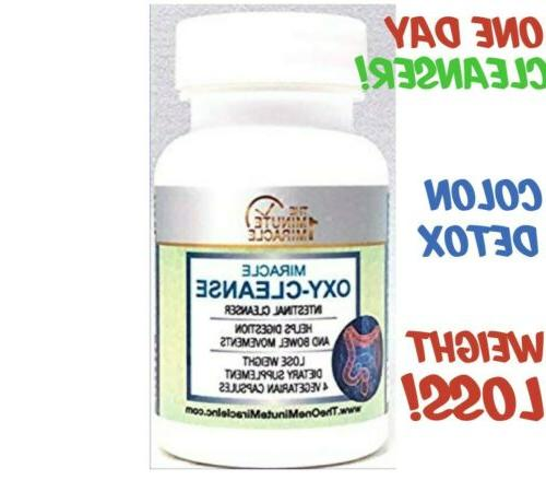 miracle oxygen colon detox and cleanser 1