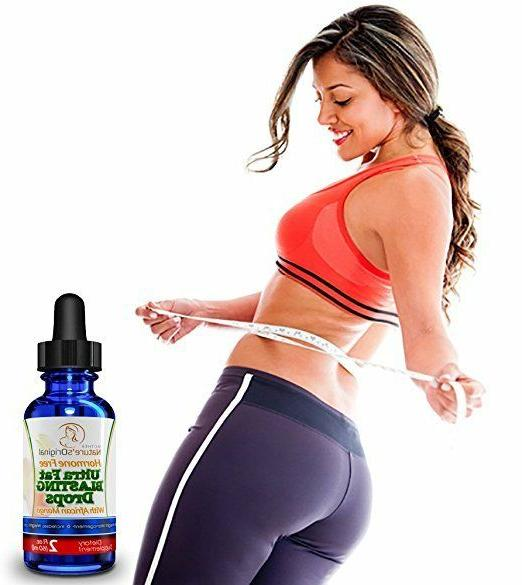 Mother Ultra Fat Blasting Drops African Mango Extract