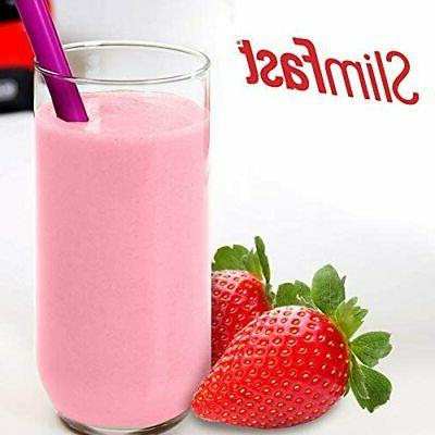 NEW Strawberries & Meal Weight Loss Powder