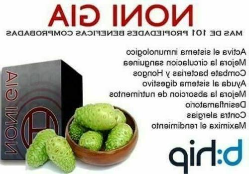 Bhip Noni Drink Improves The system Weight