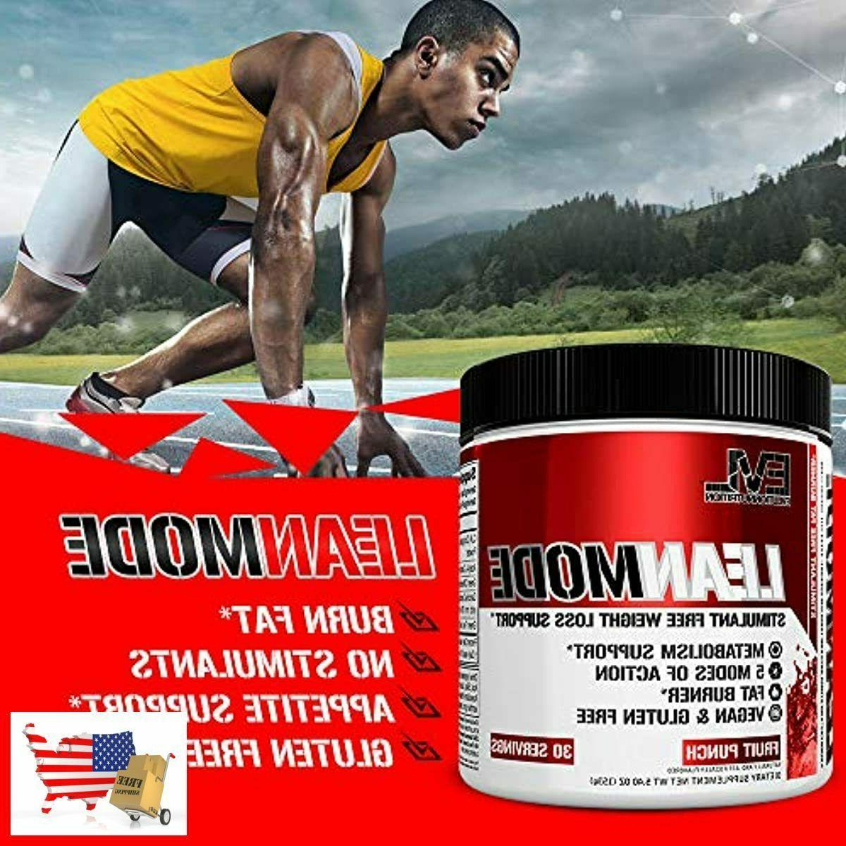 Evlution Nutrition Mode Stimulant-Free Supplement with