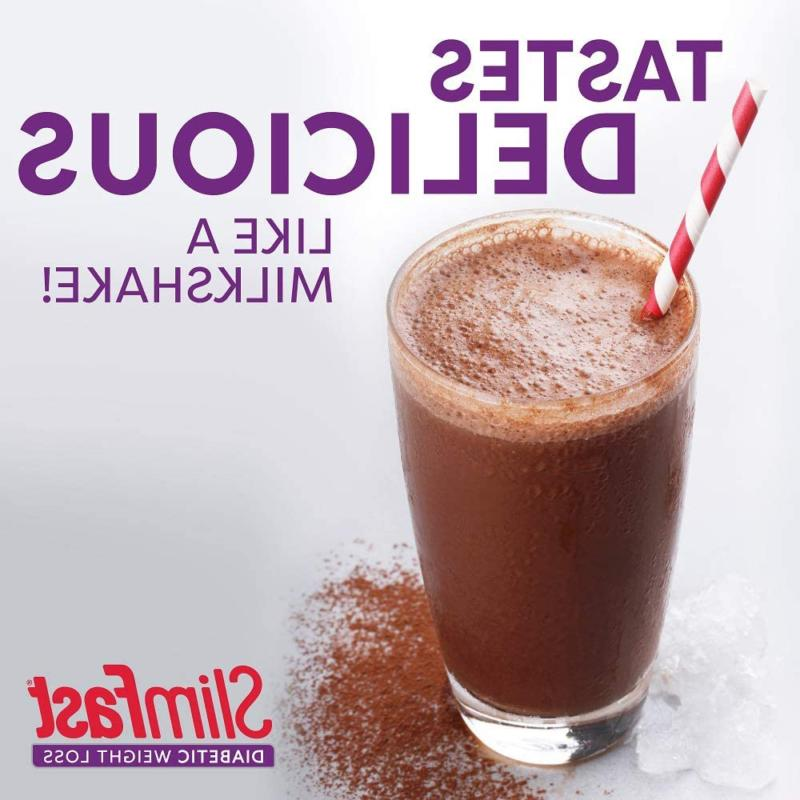 Slimfast Weight Loss, Chocolate Milkshake of Protein -