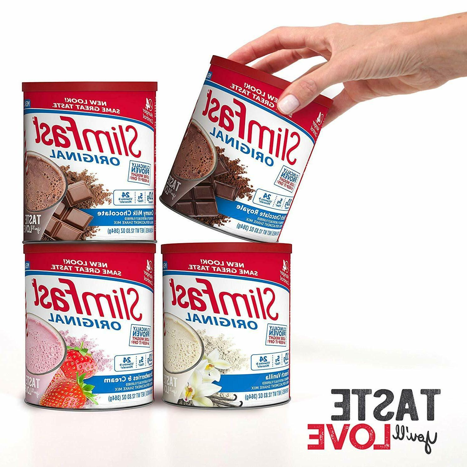 SlimFast Original Meal Replacement Weight Loss