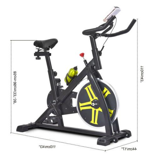 Stationary Cardio Cycling Bottle Home Gym