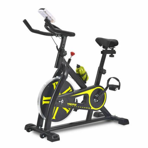 Stationary Cycling Fitness Equipment Bottle Gym