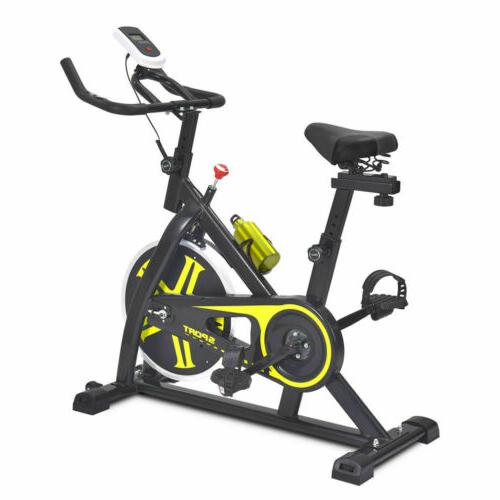 Stationary Exercise Bike Cycling Equipment Water Bottle Home