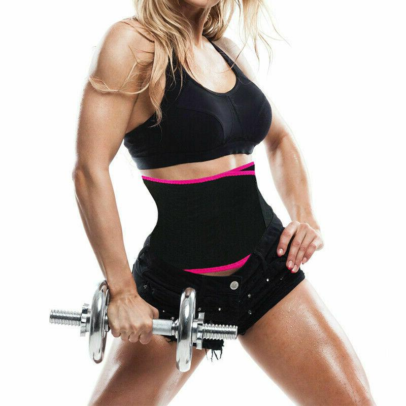 Sweet Hot Loss Sweat Trimmer Workout Wrap