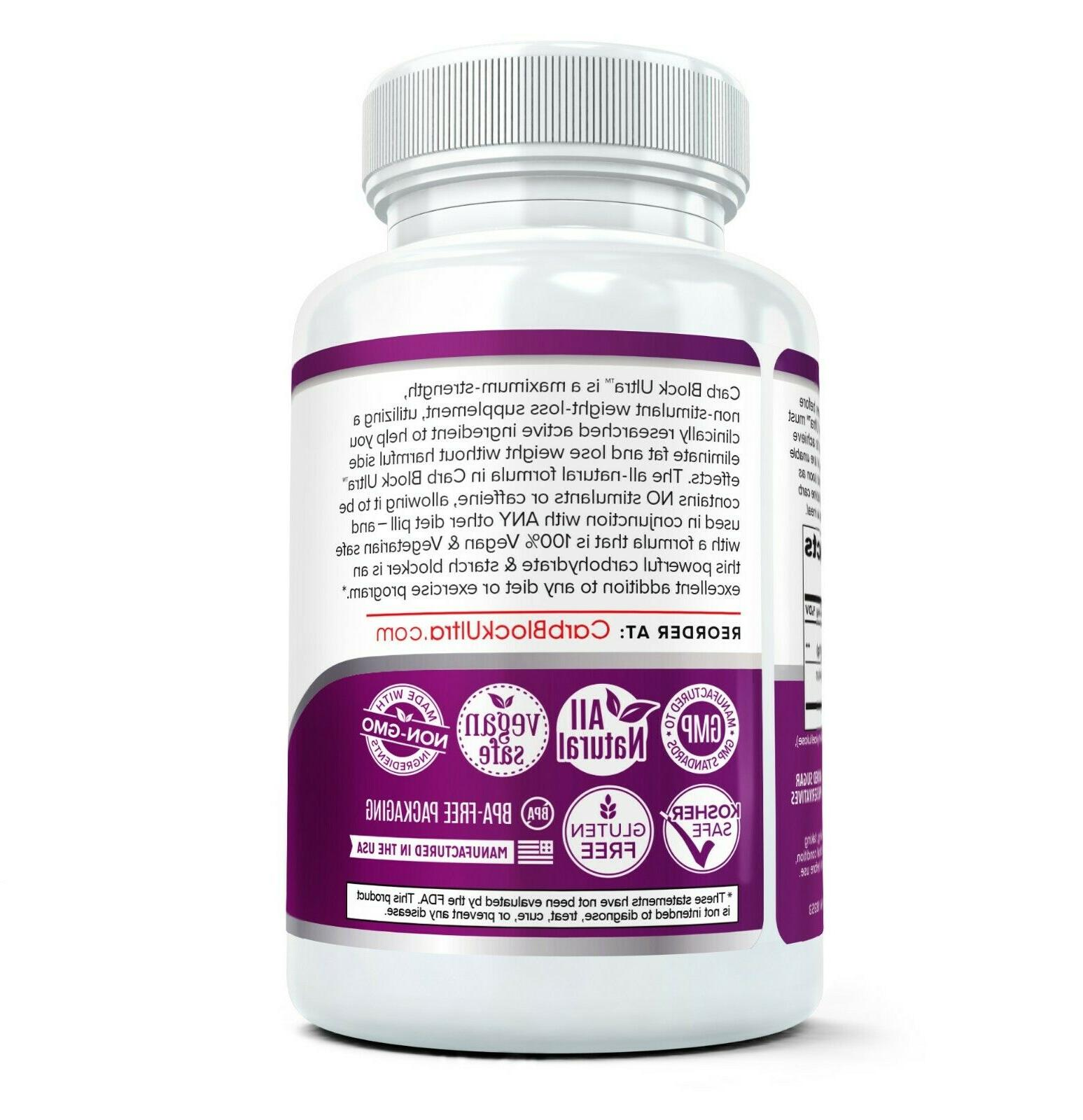 FitMiss Tone Carb Block Ultra: Loss & for