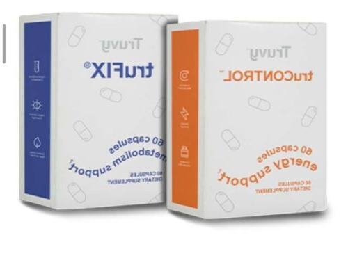trufix trucontrol weight loss combo 1 month