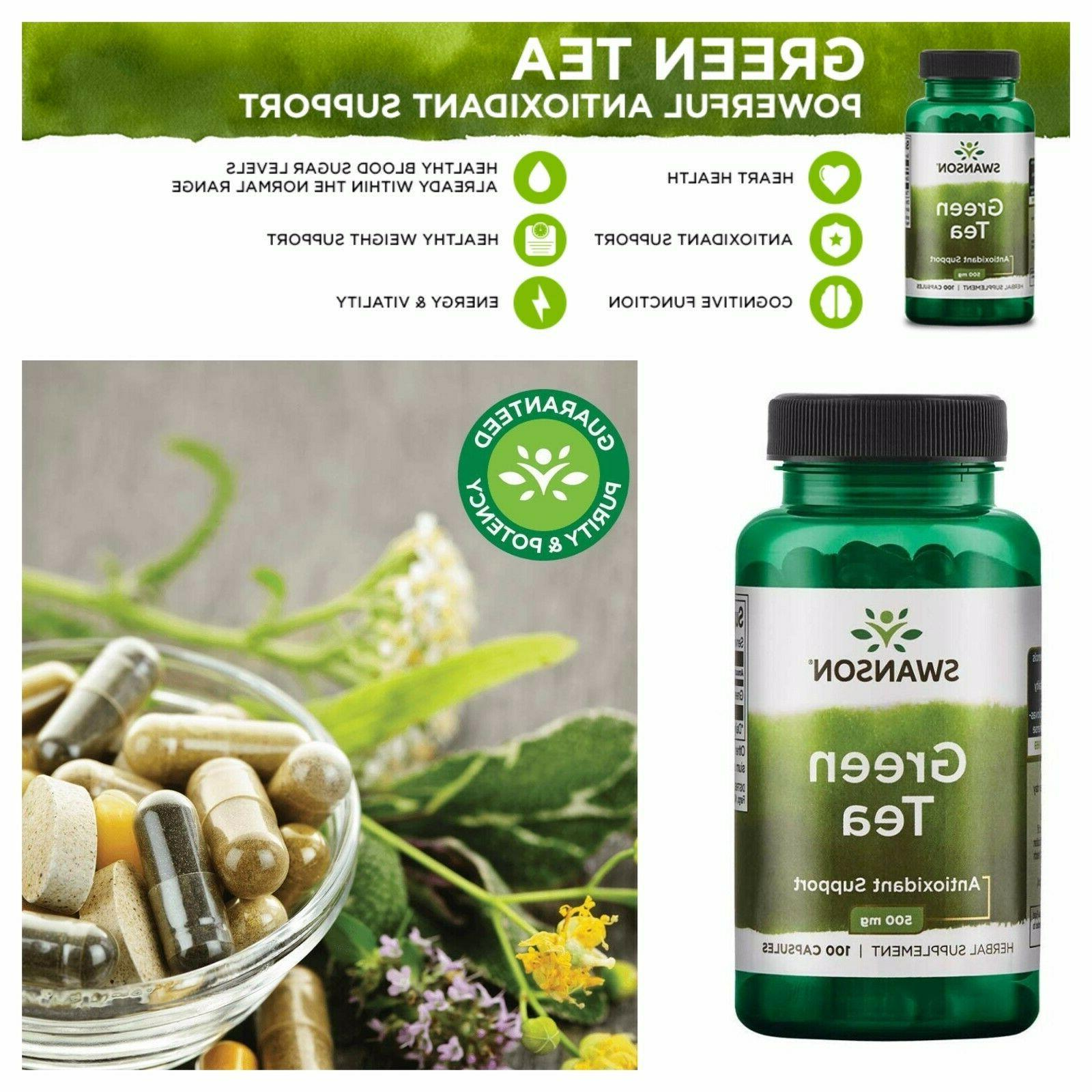 weight loss capsules green tea extract body