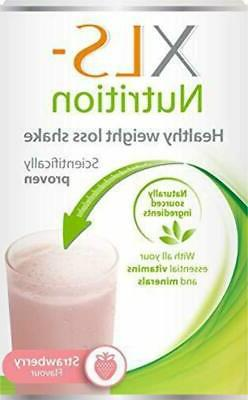 xls nutrition weight loss meal replacement shake