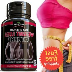 LIPO EXTREME WEIGHT LOSS SLIMMING PILL FAST FAT BURNERS DIET