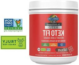 Garden of Life Dr. Formulated Keto Fit Weight Loss Shake - C
