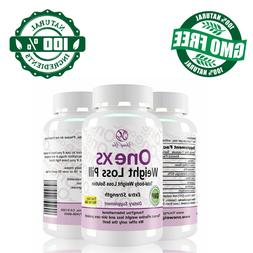 One XS Extra Strength Diet Pills, Appetite Control Weight Lo