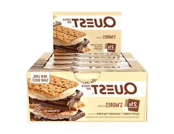 Quest Nutrition PROTEIN BAR   12 Count   S'mores!