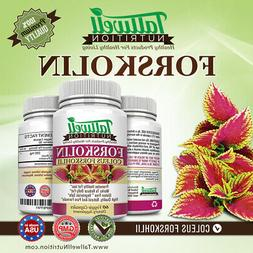 Pure Forskolin Extract - Best Weight Loss & Fat Burning Diet