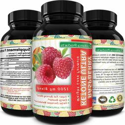 California Products Raspberry Ketones Weight Loss Supplement