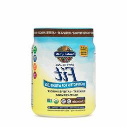 RAW Fit Organic Protein Weight Loss, Garden of Life 1 lb Cho