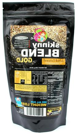 Skinny Blend GOLD! GreatTasting Weight Loss Shake, Low Carb
