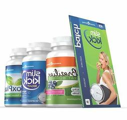 The Detox & Diet Weight Loss Bundle Pack for Women 1 Month E