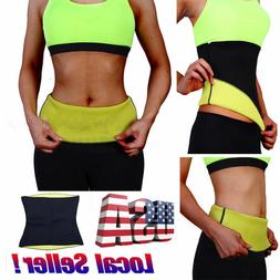 Waist Trimmer Exercise Wrap Belt Slim Burn Fat Sweat Weight