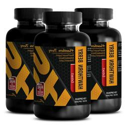 Weight loss herbs and supplements - HAWTHORN LEAF EXTRACT 66