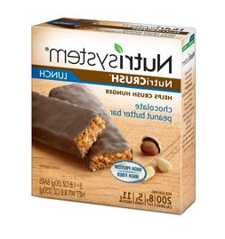 Chocolate Peanut Butter Lunch Bars Weight Loss High Protein