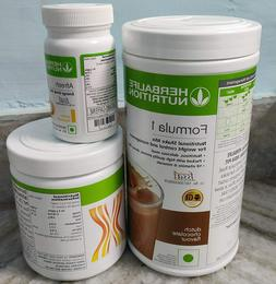 Herbalife Weight Loss Package- Formula 1,Protein Powder & Af