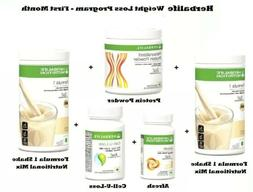 HERBALIFE Weight Loss Program Series - First Month